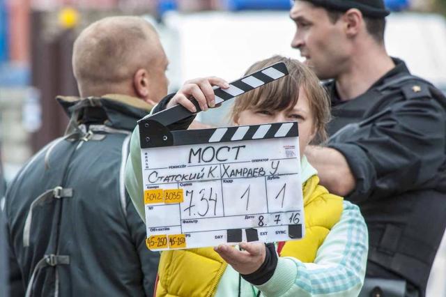 Сериал «Мост» — съемки российской адаптации